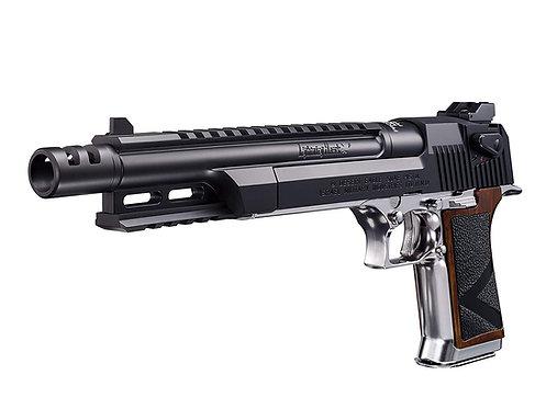 Tokyo Marui Biohazard Lightning Hawk .50AE 10inches Magna Port Custom GBB Pistol