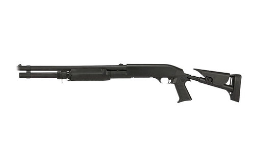 CYMA CM363L Benelli M3 Spring Powered Shotgun Black