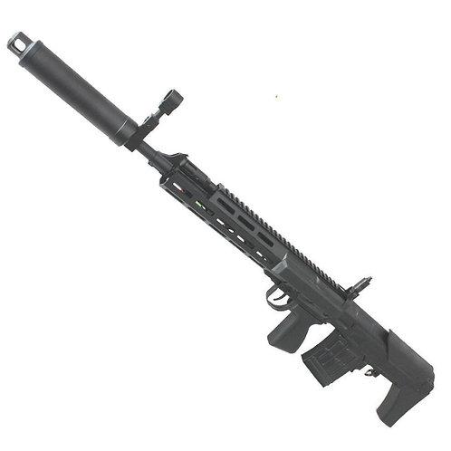 CYMA SVU Bullpup Dragunov Sniper Rifle with M Lok Handguard BK