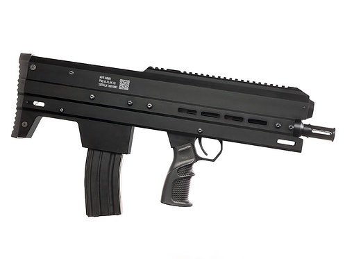 Airsoft Innovations FLAK-5 Gas Super Shotgun (Black Cerakote)