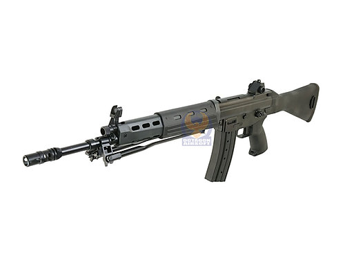 Flintlock Workshop x Tercel Type 89 JSDF AEG