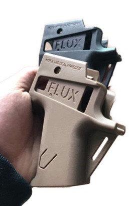 FLUX Flash Light Foregrip For Glock Kit DE
