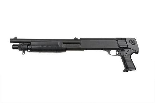CYMA CM361M Benelli M3 Spring Powered Shotgun Black