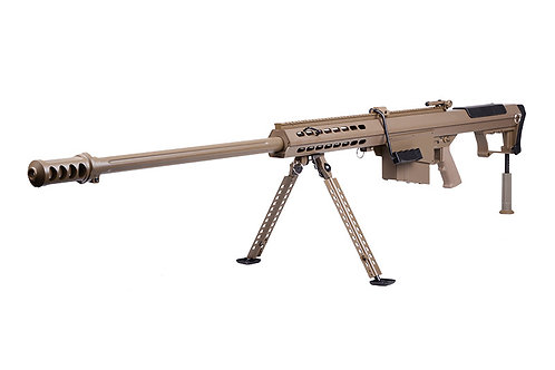 Snow Wolf Metal M107A1 Sniper Rifle AEG DE