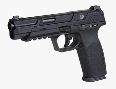 G&G Piranha MKI GBB Pistol BLACK