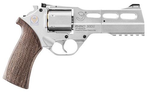 BO Chiappa Rhino 50DS .357 CO2 Revolver Silver