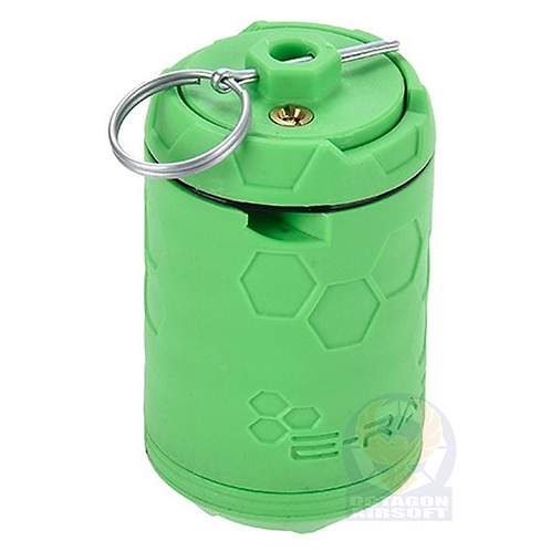 Z-Part RAZ 100 rounds BB Gas Impact Grenades (Green)
