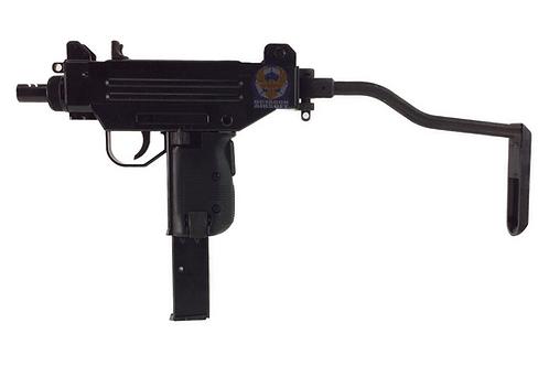JAC Micro UZI Gas Outsourcing Pistol (May Not Work Just Like Dummy Gun)
