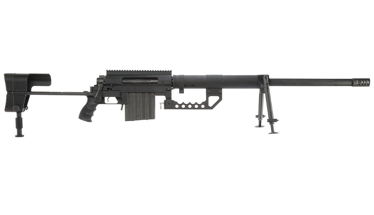 Socom Gear Cheytac M200 Intervention Sniper Rifle Black ...