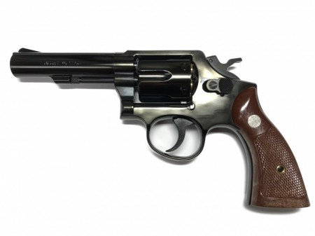 Marushin M10 4 inches Gas Revolver Windy Black Version Version