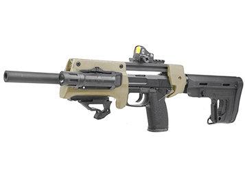 Flintlock Workshop MK23 ABS Carbine Kit Tan