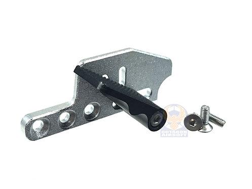 5KU-GB-278-BK 5KU Adjustable Thumb Rest for Hi-Capa Series GBB Black