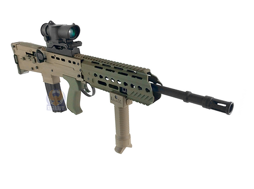 FCW L85A3 GBBR Completed Version (Scope not included)