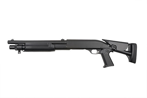 CYMA CM363M Benelli M3 Spring Powered Shotgun Black