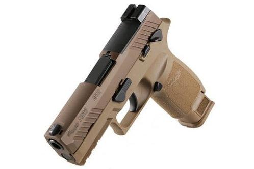 SIG SAUER Licenced M18 P320 6mm GBB Pistol (Tan)