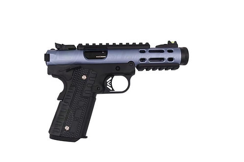 WE Galaxy 1911 GBB Pistols BL Slide BK Frame