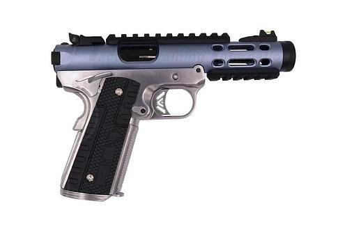 WE Galaxy 1911 GBB Pistols BL Slide / SV Frame