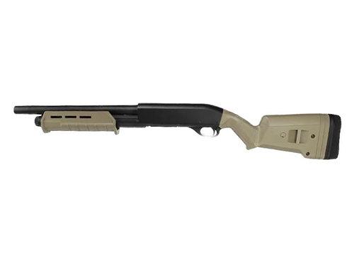 CYMA CM355 M870 MP Style Spring Powered Shotgun Tan