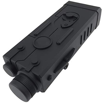 Jing Gong Narrow PEQ Battery Box For MP5 / M4