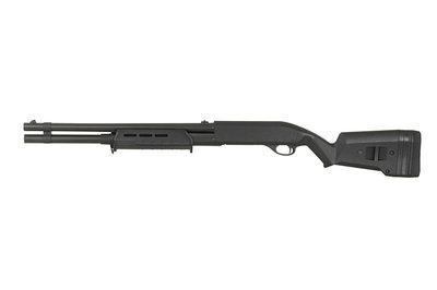 CYMA CM355L M870 MP Style Spring Powered Shotgun Black