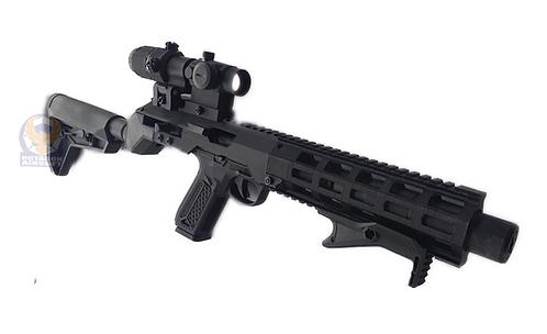 FCW Monster Carbine Kit For AAP01 GBB Pistol