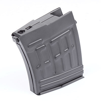 King Arms 50rds Magazine For SVD Rifle Air Cocking AEG