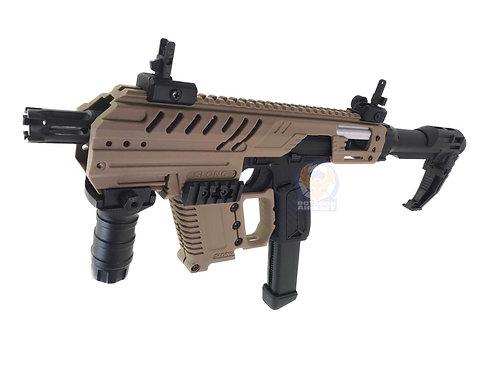 FCW SIX SHOT KV Style Carbine Kit DE Version For AAP01 / Glock GBBP