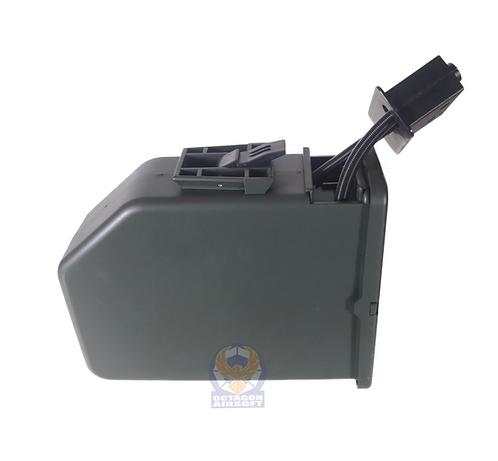 A&K M249/LMG Sound Control Box Magazine 2500rds