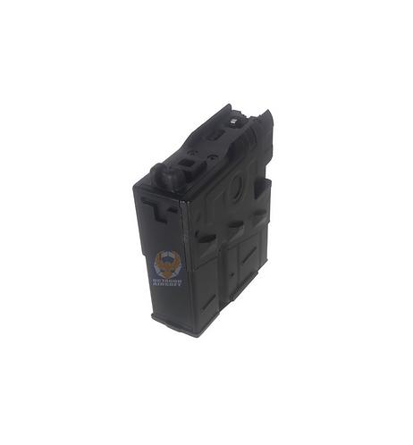 FCW 10rds Short Cut Custom Gas Magazine For VFC G3 / PSG-1