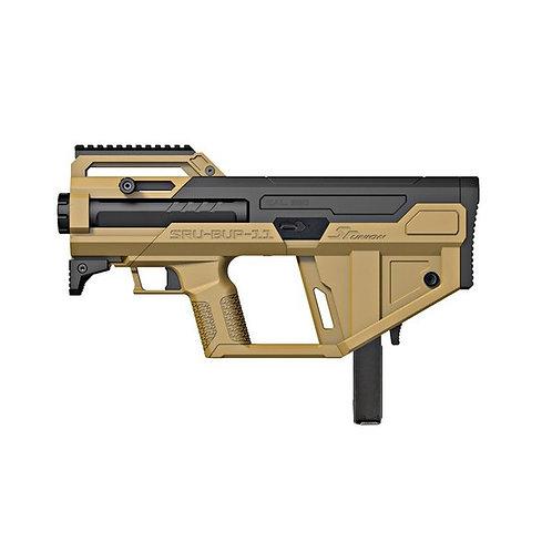 SRU M11 GBB Bullpup SMG Kit For KSC/HFC Tan