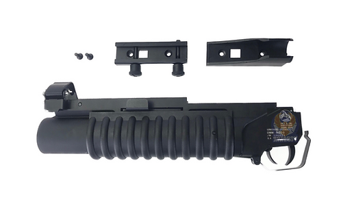 FCW M16 Short Gas Launcher Kit with Laser Marking