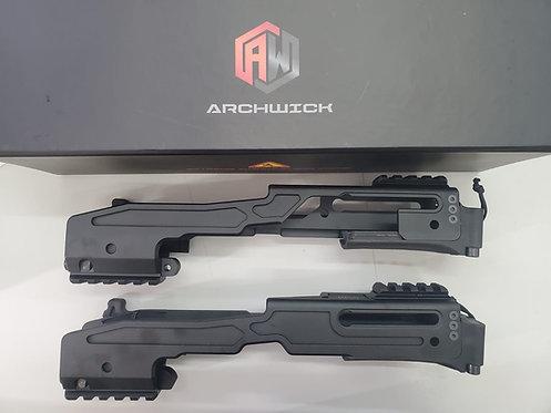Archwick CNC 6061 Aluminium G17 Kit