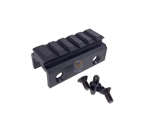 FCW Striker 12 Gas Shotguns ABS Red Dot / Scope Rail Mount
