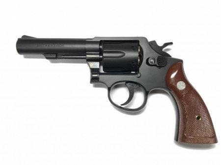 Marushin M10 4 inches Gas Revolver ABS Version