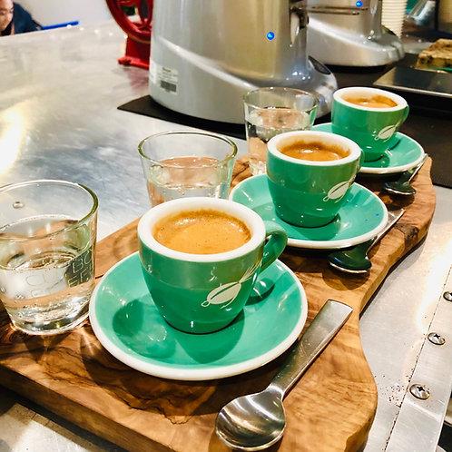 TRES RITOS Cutbow Espresso Blend 12 oz