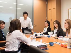 女性起業家との意見交換