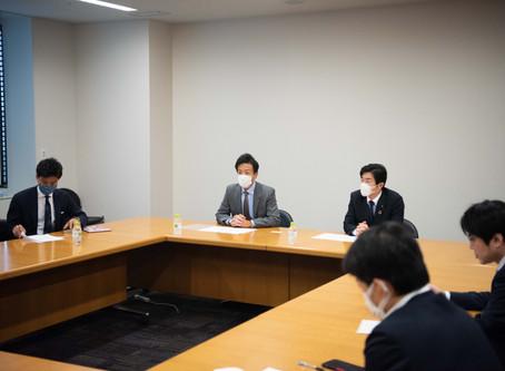 若者の政治参加基本法の検討⑥各党連絡会議