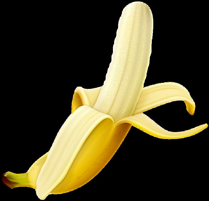 Peeled Banana PNG Clipart Image.png