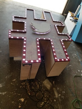 CNC Machined Plywood
