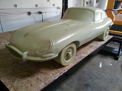 Classic Car Prop
