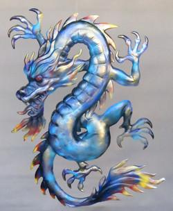 Dragon Wall Prop