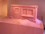 Foamlinx WeCutFoam Museum Exhibit