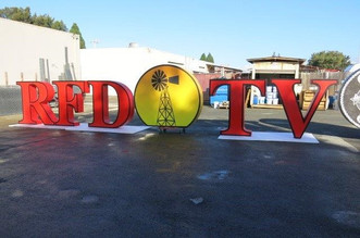 RFDTV Letters and Logo