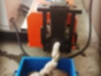 Foamlinx Foam Melting Machine