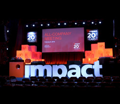 impact Stage Sign