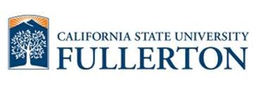 CSU Fulerton logo