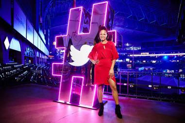 Oversize Hashtag Prop by WeCutFoam