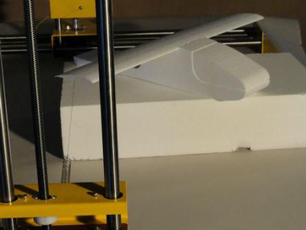 RCFoamCutter foam cutter