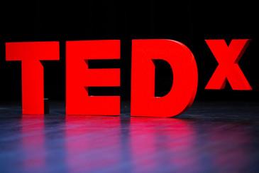 TEDx UTulsa Sign