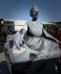 Greek Goddess Sculpture